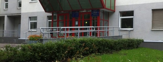 Поликлиника №12 is one of Olga : понравившиеся места.