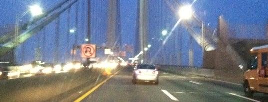 Ponte Verrazano-Narrows is one of New York.