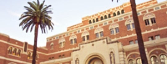 Doheny Memorial Library (DML) is one of USC.