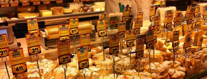 Fairway Market is one of 2012 - New York.