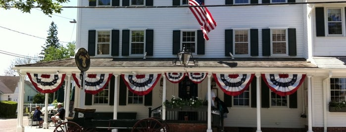 The Griswold Inn is one of Essex, CT.