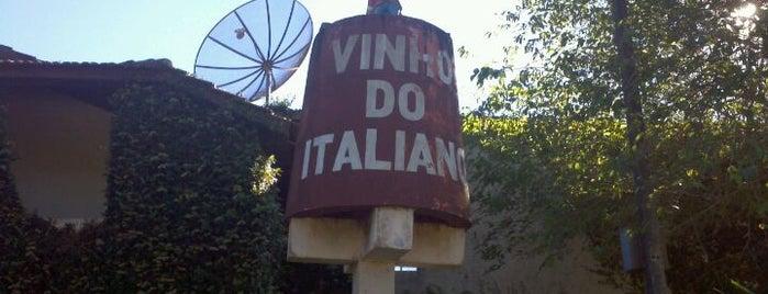 Vinhos Do Italiano is one of Locais curtidos por Elis.