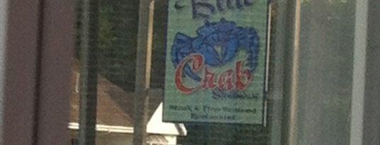 The Blue Crab is one of Gespeicherte Orte von Joe.