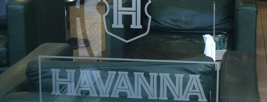 Havanna Café is one of Santiago.