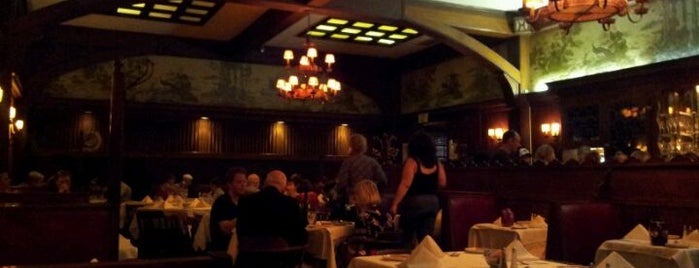 Musso & Frank Grill is one of Pacific Old-timey Bars, Cafes, & Restaurants.
