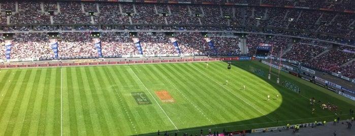 Stade de France is one of Best Stadiums.