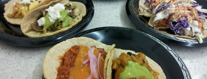 Guisados is one of Jonathan Gold's 99 Essential LA Restaurants 2011.