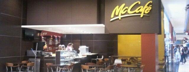 McCafé is one of yae.