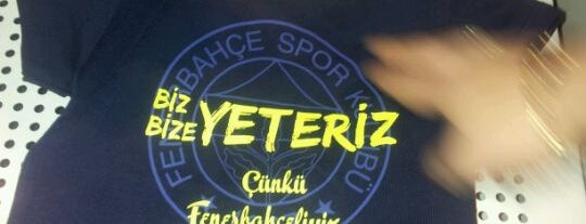 Fenerium is one of ALİ ÖNER.