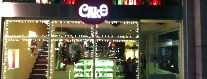 Cake Glyfada is one of my favourite places.