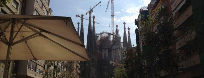 Copa Café is one of Sitios con WiFi en Barcelona.