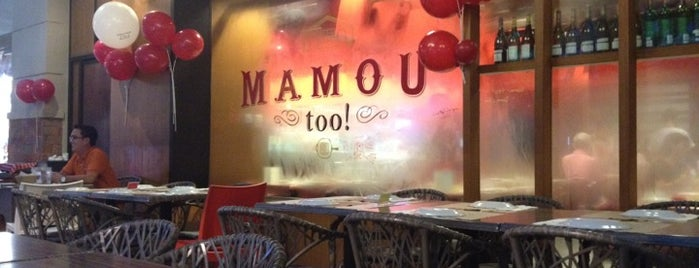 Mamou too! is one of Philippines.