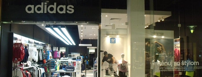 Avion Shopping Park is one of Adidas Store IN BRATISLAVA. c4649612243