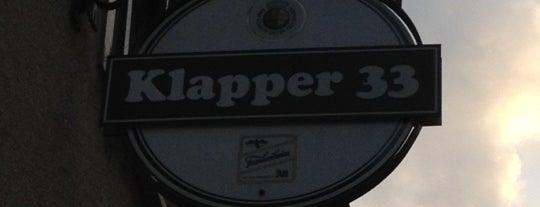Klapper 33 is one of Drinks FFM.