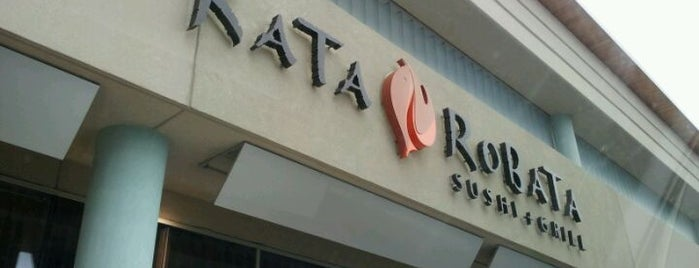 Kata Robata is one of Houston Eats.