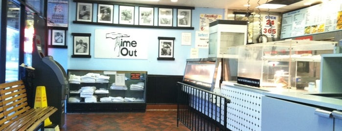 Time-Out Restaurant is one of Chapel Hill & Carrboro Favorites.