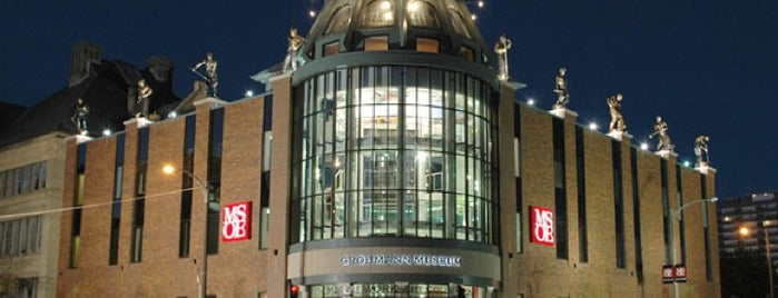 Grohmann Museum is one of Milwaukee's Best Spots!.