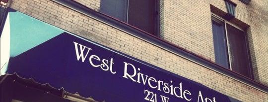 West Riverside Apartments is one of Spokane Edits & Merges.