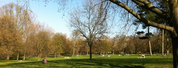 Finsbury Park is one of Tuğrul 님이 좋아한 장소.