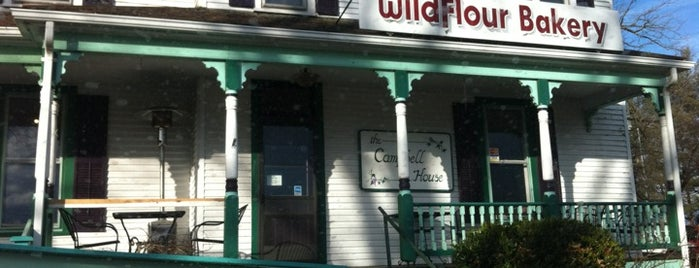 Wild Flour Restaurant & Bakery is one of Southwest VA.