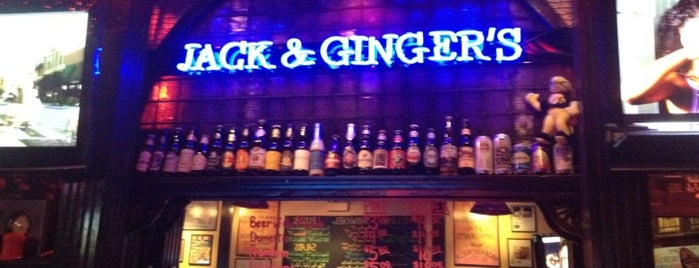 Jack & Ginger's is one of Locais salvos de Margaret.