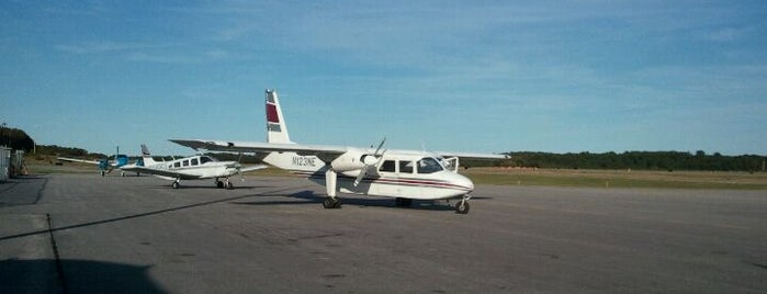 Block Island State Airport (BID) is one of Airports~Part 2....