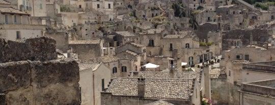 Matera is one of Puglia et Basilicata.