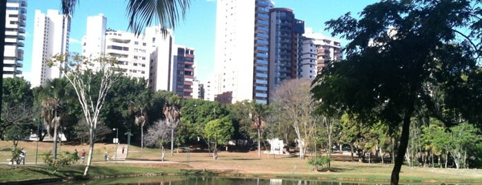 Parque Lago das Rosas is one of Goiânia.