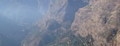 Eira do Serrado is one of Madeira.
