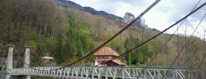 le pont de l'abîme is one of Lugares favoritos de Al.