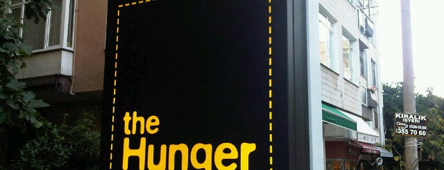 The Hunger is one of Best Restaurants Of West Atasehir.