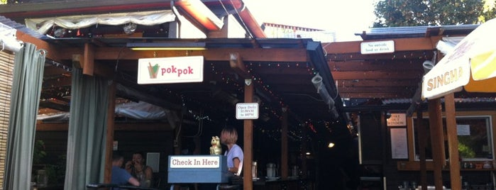 Pok Pok is one of Oakland & Frannie & NW.
