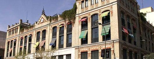 La Casa Encendida is one of Best of Madrid.