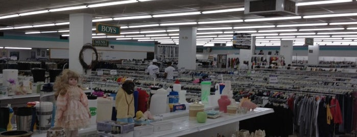 Value Village is one of -Atlanta Sourcing-.
