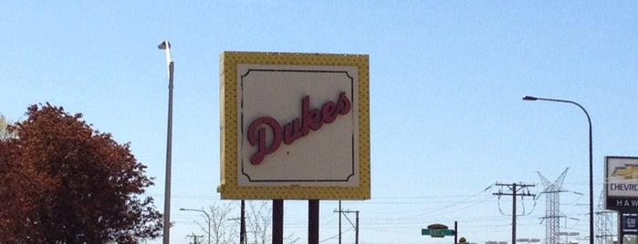 Duke's Beef is one of Chicagoland.