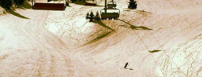 Jahorina is one of Locais curtidos por Sevket.
