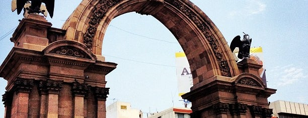 Arco de la Independencia is one of Across the World.