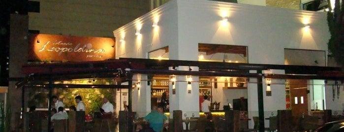 Estação Leopoldina is one of Senhas.