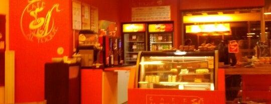 Cafe Al Toque is one of Favorite Food.