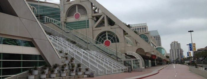 San Diego Convention Center is one of Posti salvati di Isidro.