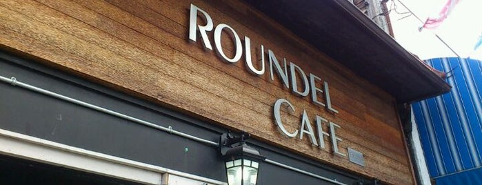 Roundel Cafe is one of Vancouver.