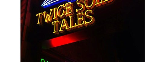 Twice Sold Tales is one of Bookshops - US West.