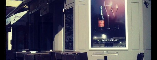 Le Wine Bar by Le Vintage is one of Champagne.