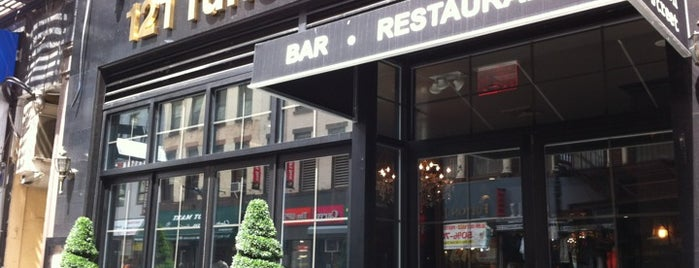 121 Fulton Street is one of Brunch spots.