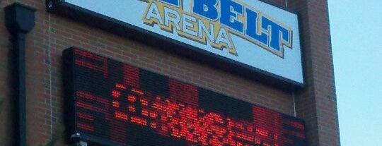 Pine Belt Arena is one of ballin....