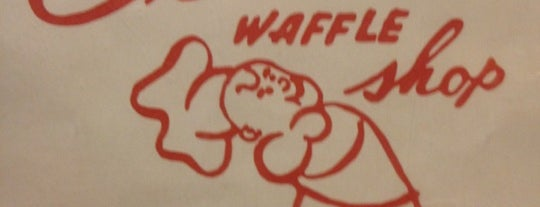 Ole's Waffle Shop is one of Duaneさんの保存済みスポット.