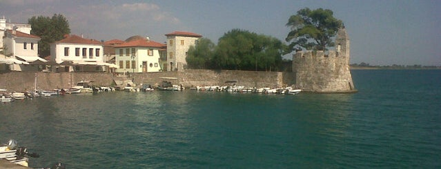 Port of Nafpaktos is one of Jingyuanさんのお気に入りスポット.