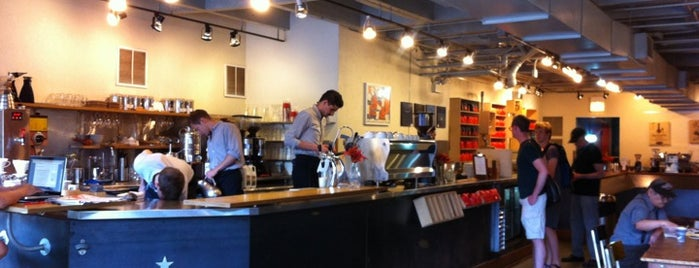 Intelligentsia Coffee is one of Coffee Places_Chicago.