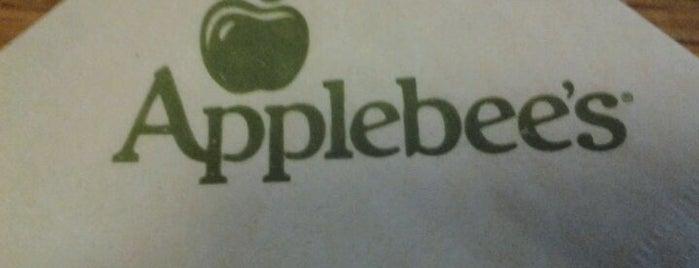 Applebee's Grill + Bar is one of Gespeicherte Orte von Marcie.