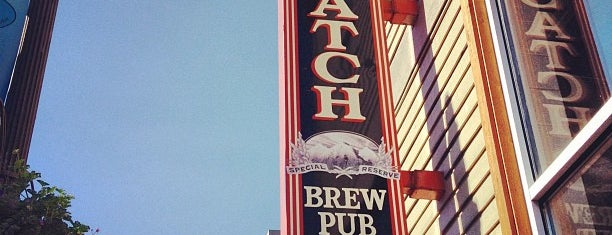 Wasatch Brew Pub is one of SLC/PC.
